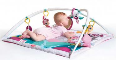Comment trouver le tapis d'éveil idéal pour son bébé ?